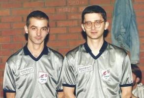 Željko Koški i Zoran Gernhardt, Sl. Brod 1994.