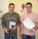 Ivan Ledić i Dino Barišić
